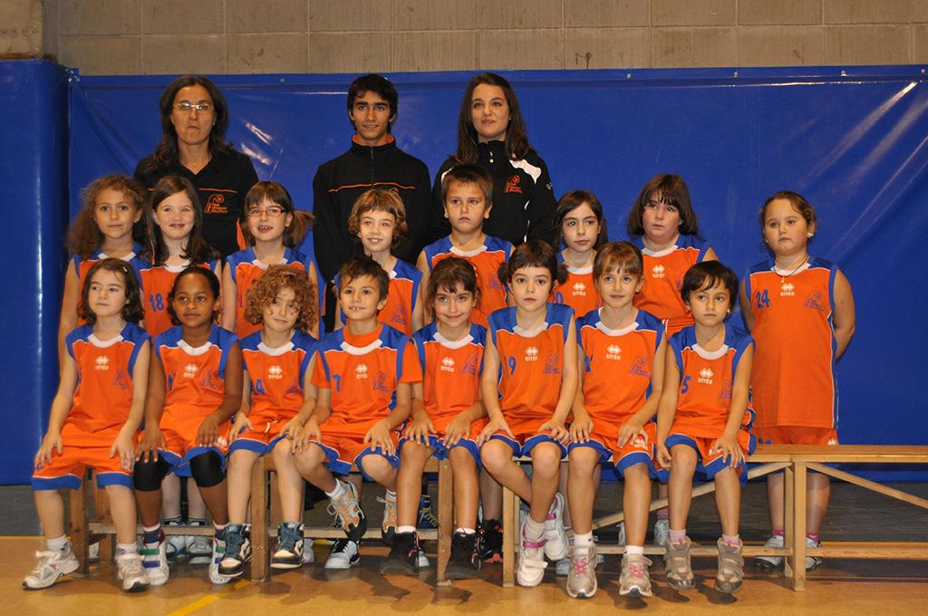 02-equip escola mixt CBB 2005 i 2006