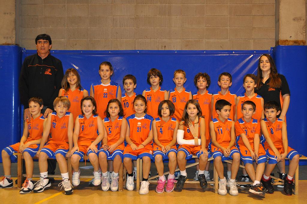 03-equip escola mixt CBB 2003 I 2004
