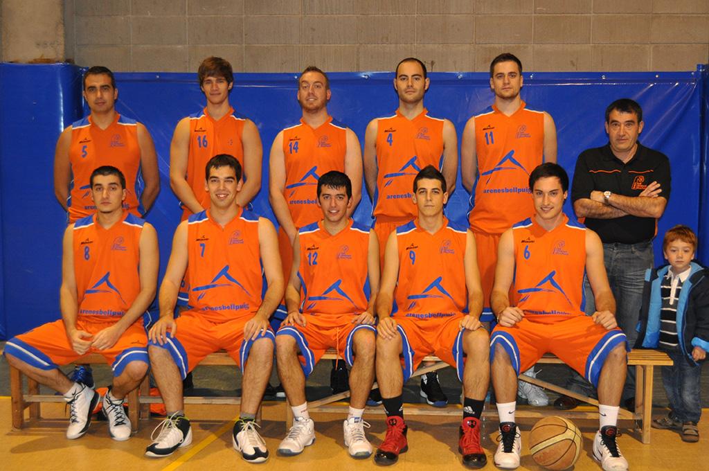 14- equip sènor Territorial A CBB