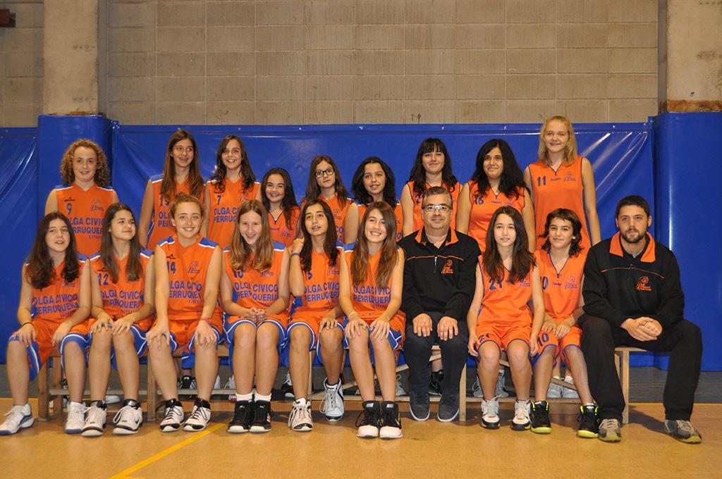09- equip infantil femení CBB 1999 i 2000