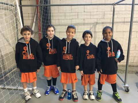Club Bàsquet Bellpuig_17-18_01_21 5a trobada Agramunt