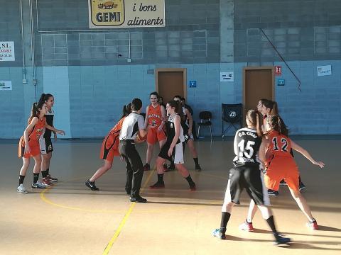 Club Bàsquet Bellpuig_17-18_02_10 Júnior femení