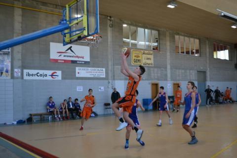 Club Bàsquet Bellpuig_17-18_02_24 Cadet masculí