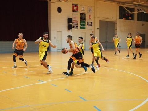 Club Bàsquet Bellpuig_18-19_01_19 Sènior A masculí