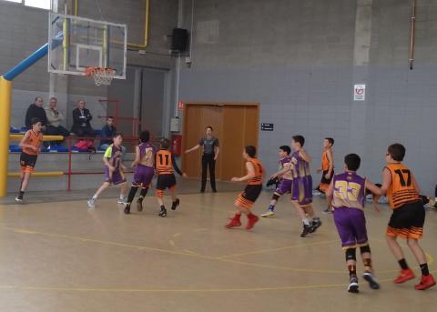 Club Bàsquet Bellpuig_18-19_03_30 Mini masculí Espaifisio