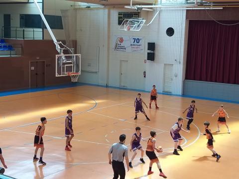 Club Bàsquet Bellpuig_18-19_05_18 Mini masculí Espaifisio
