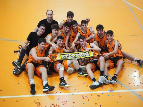 Club Bàsquet Bellpuig_18-19_05_25 Júnior masculí primerany