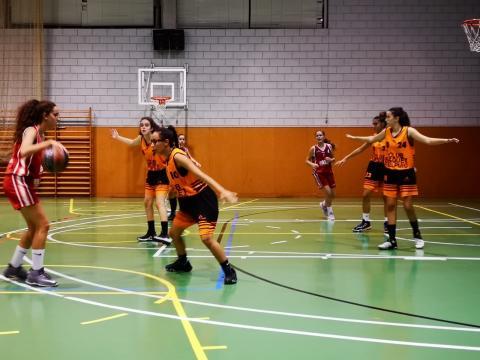 Club Bàsquet Bellpuig_19-20_10_05 Cadet femení