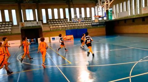 Club Bàsquet Bellpuig_19-20_10_19 Mini masculí espaifisio
