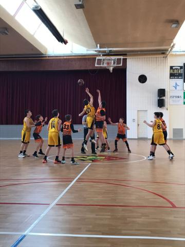 Club Bàsquet Bellpuig_20-21_03_20 Infantil masculí